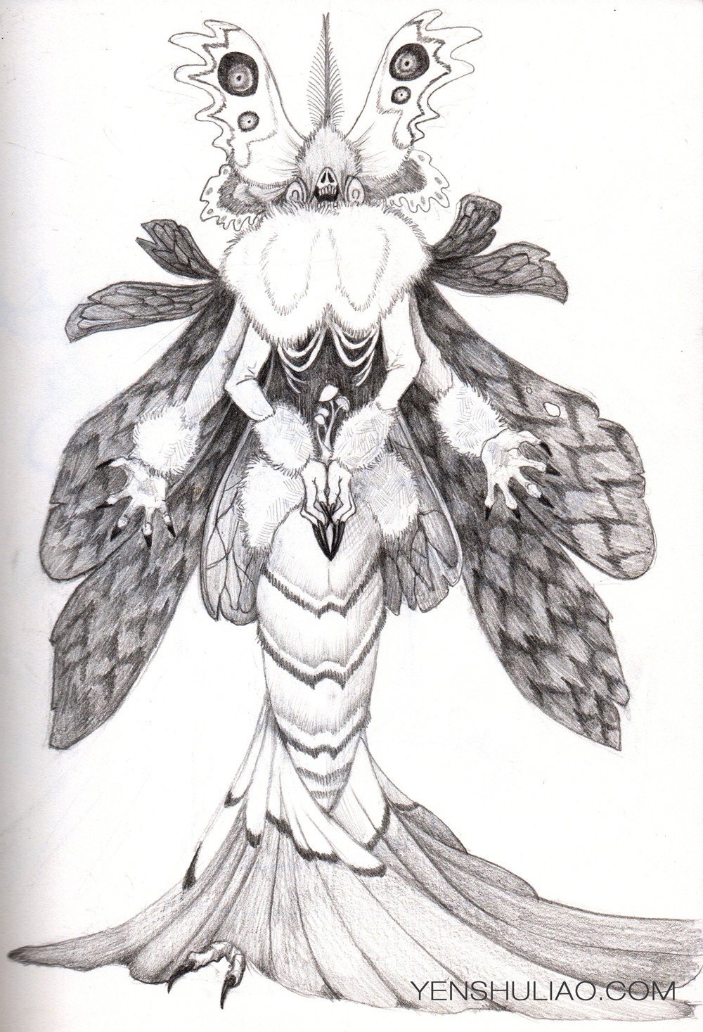 At the end of a late night, finished!
