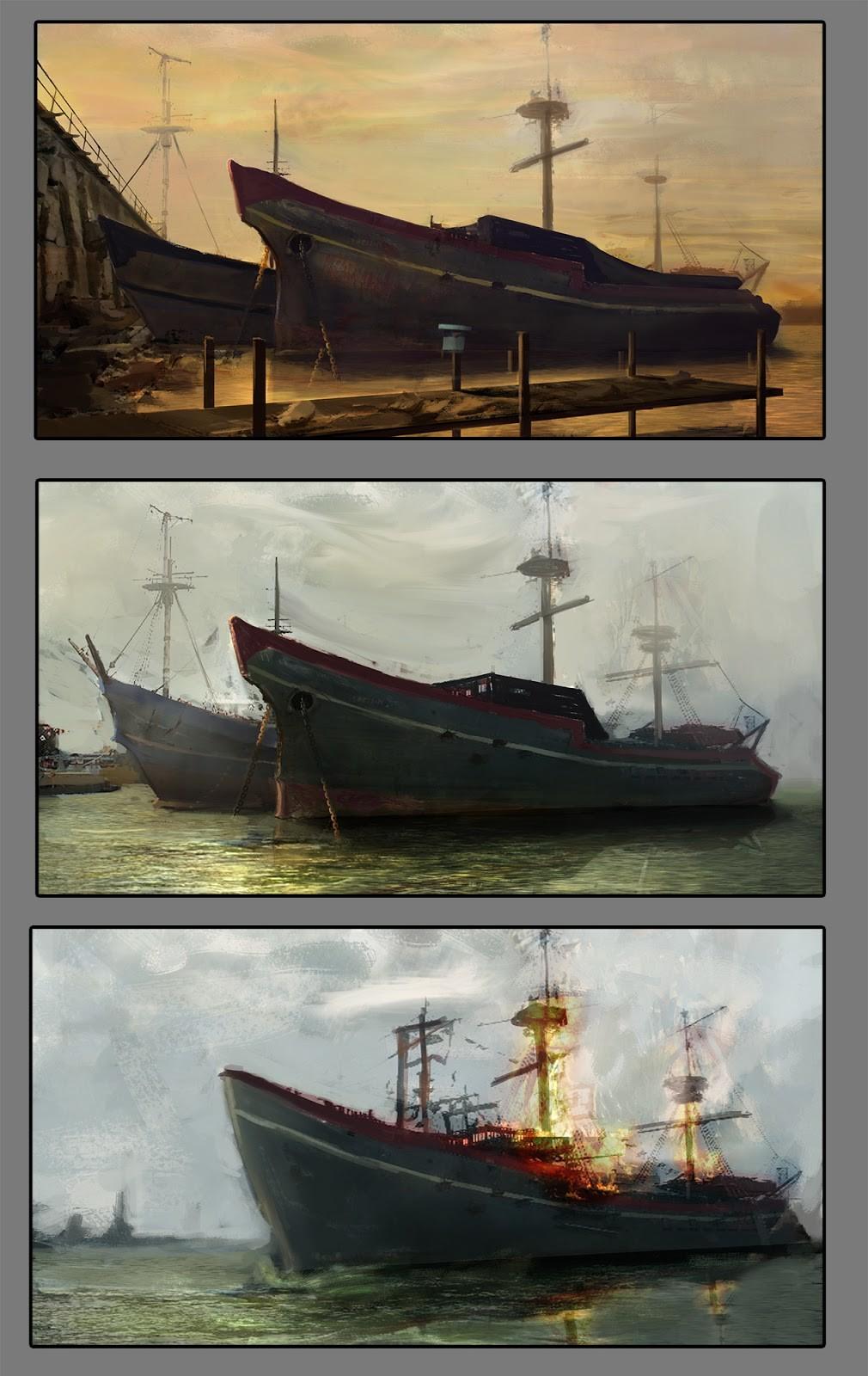 Andrew hunt boat