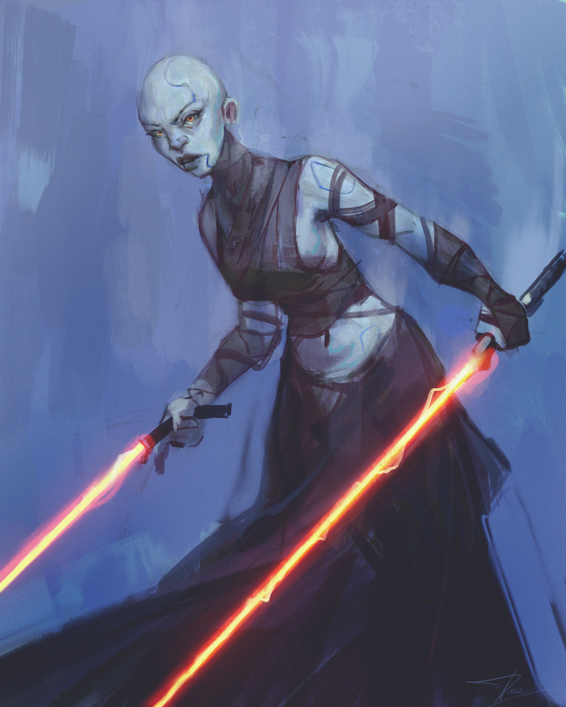 Ventress Sketch