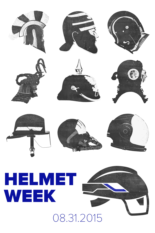 DAQRI Helmet Week Poster