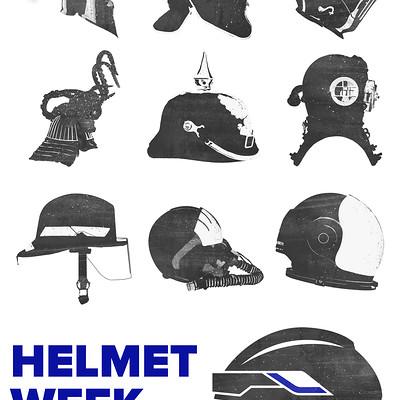 Andrew hunt helmet history 5 flattened