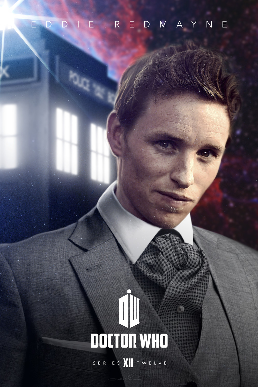 Eddie would make an excellent Doctor.