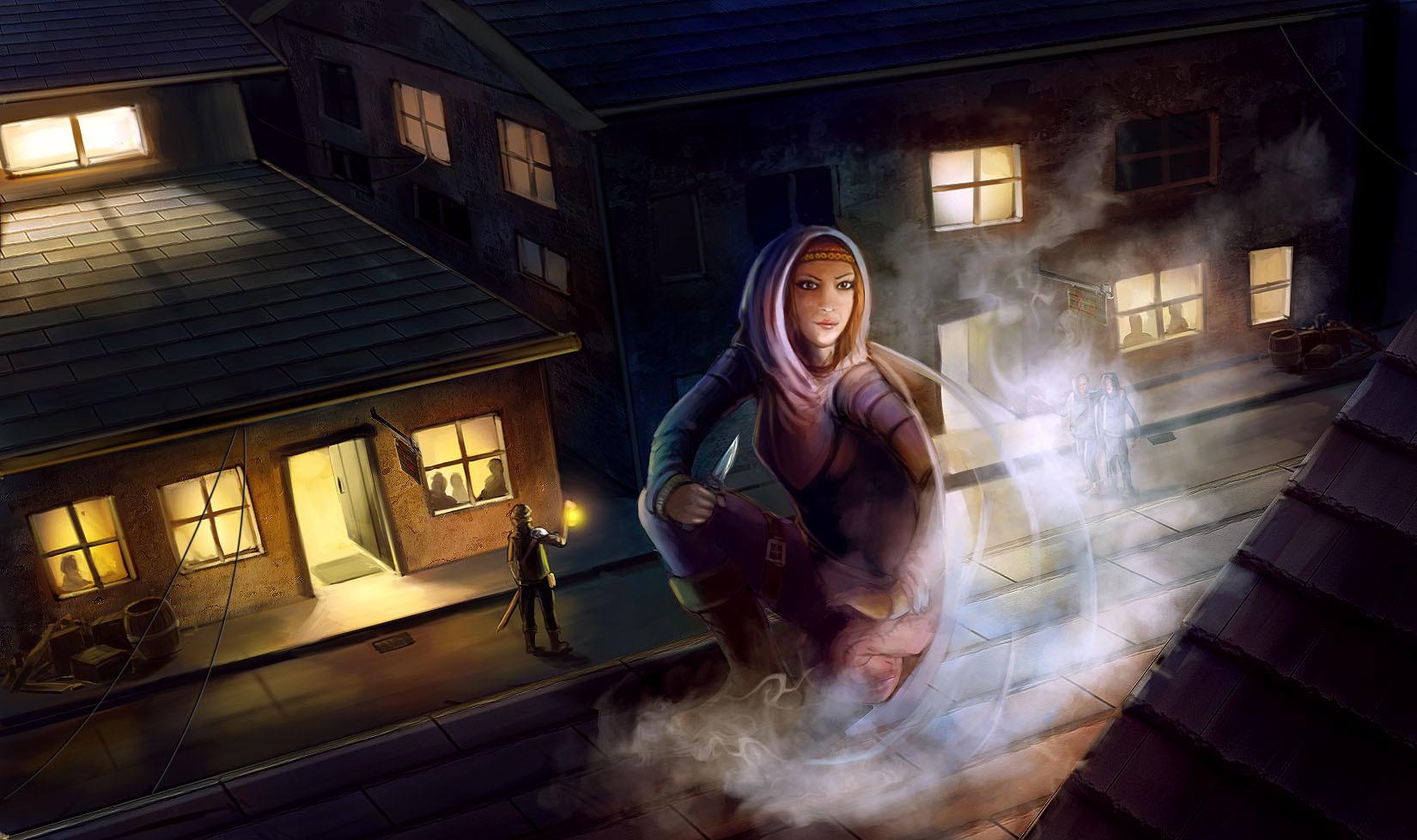 Katy grierson mist cloak7