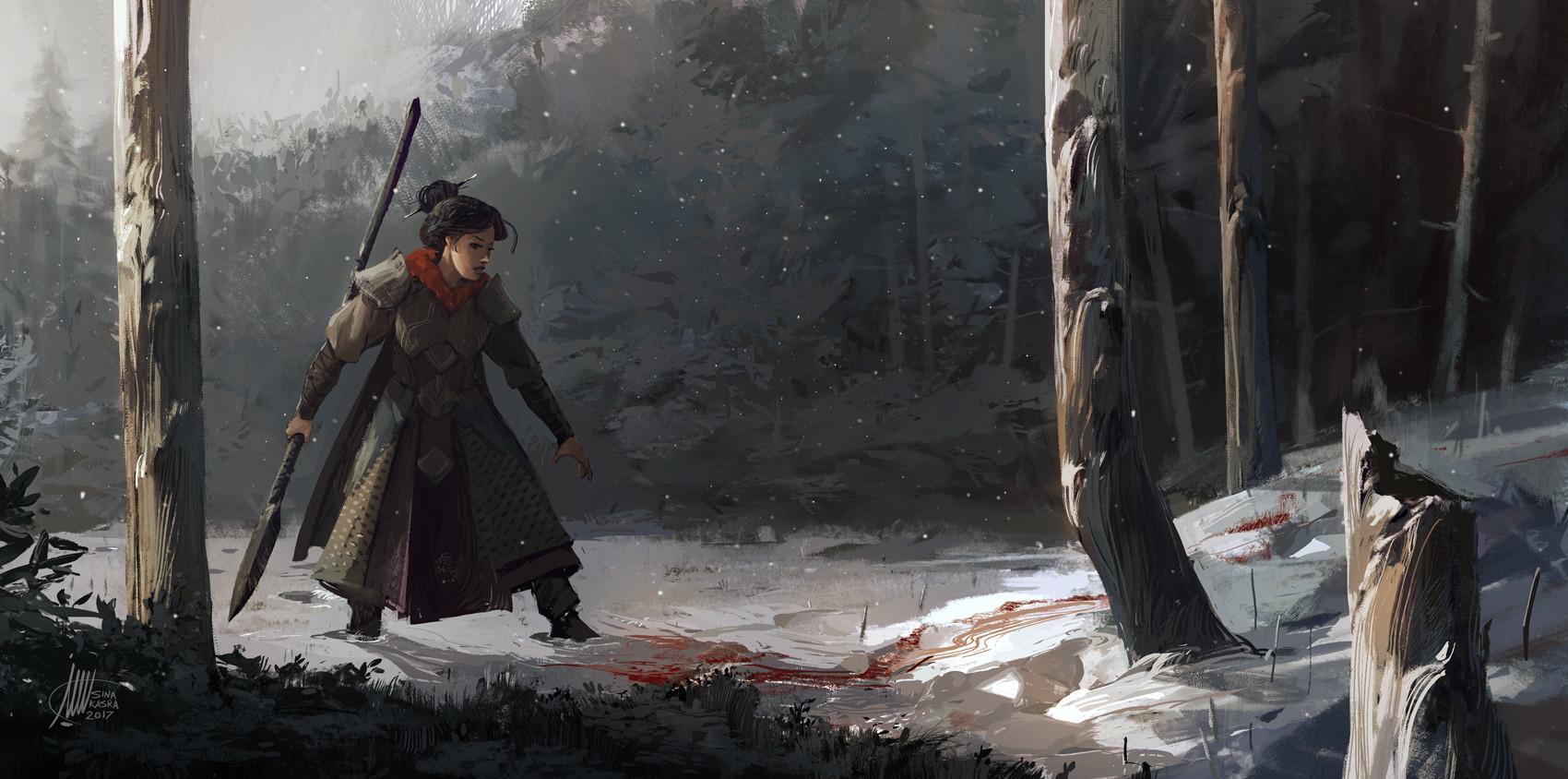 Sina pakzx kasra the pursuit of the forgotten knight 2