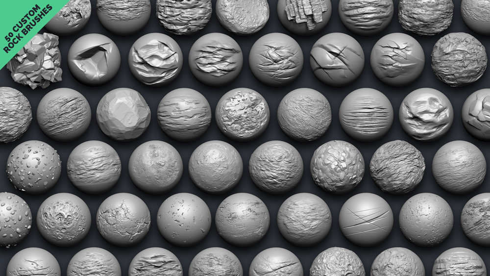 Pablo munoz gomez zbrush advanced all brushes
