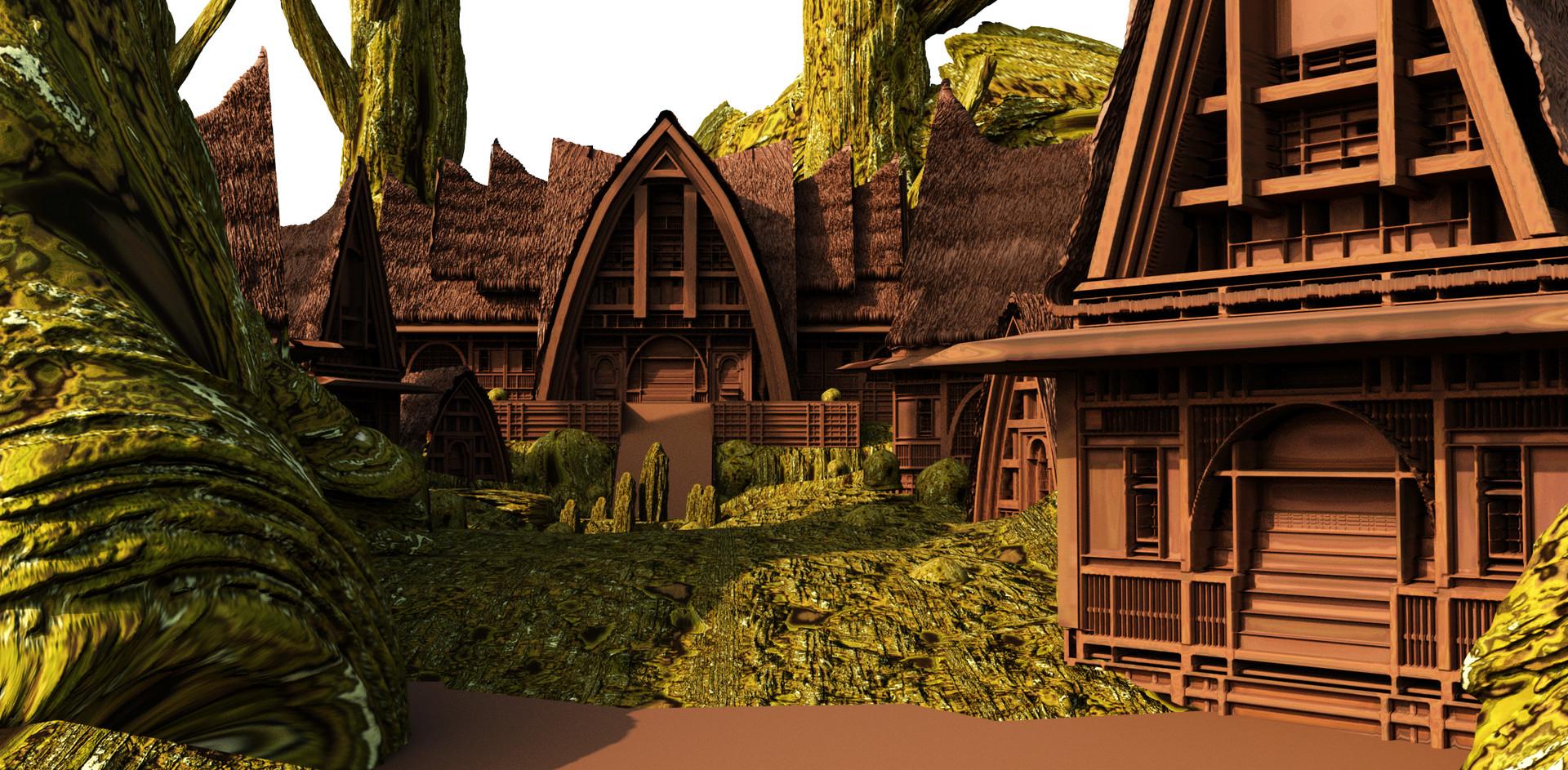 Jack eaves kobo koman town new render