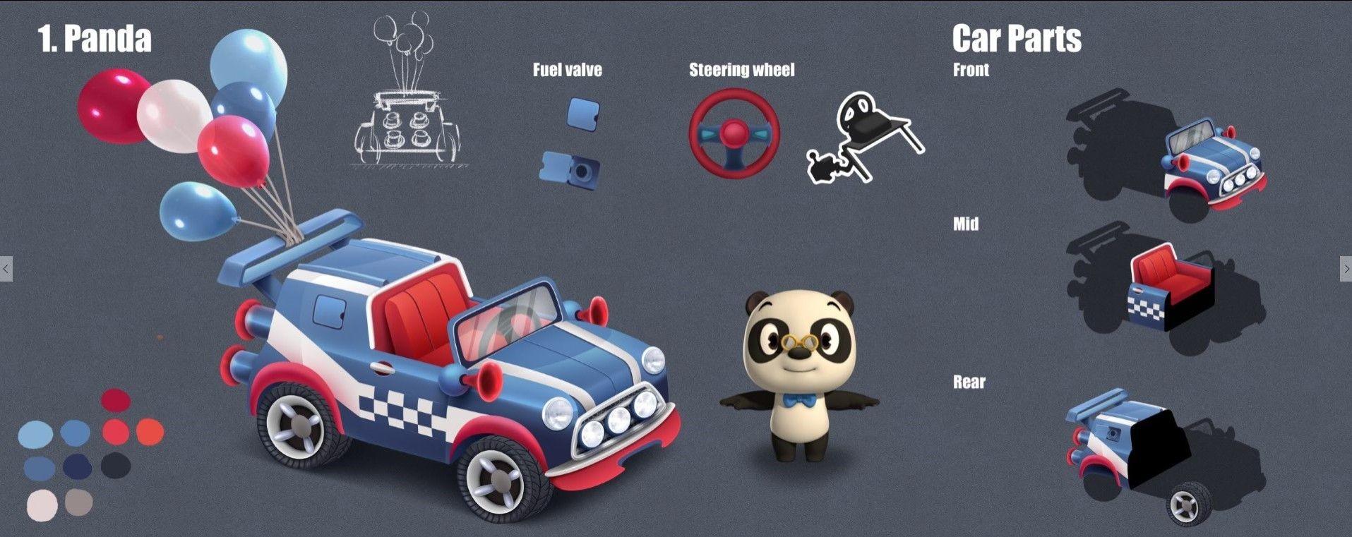 Car Design - Mini Cooper