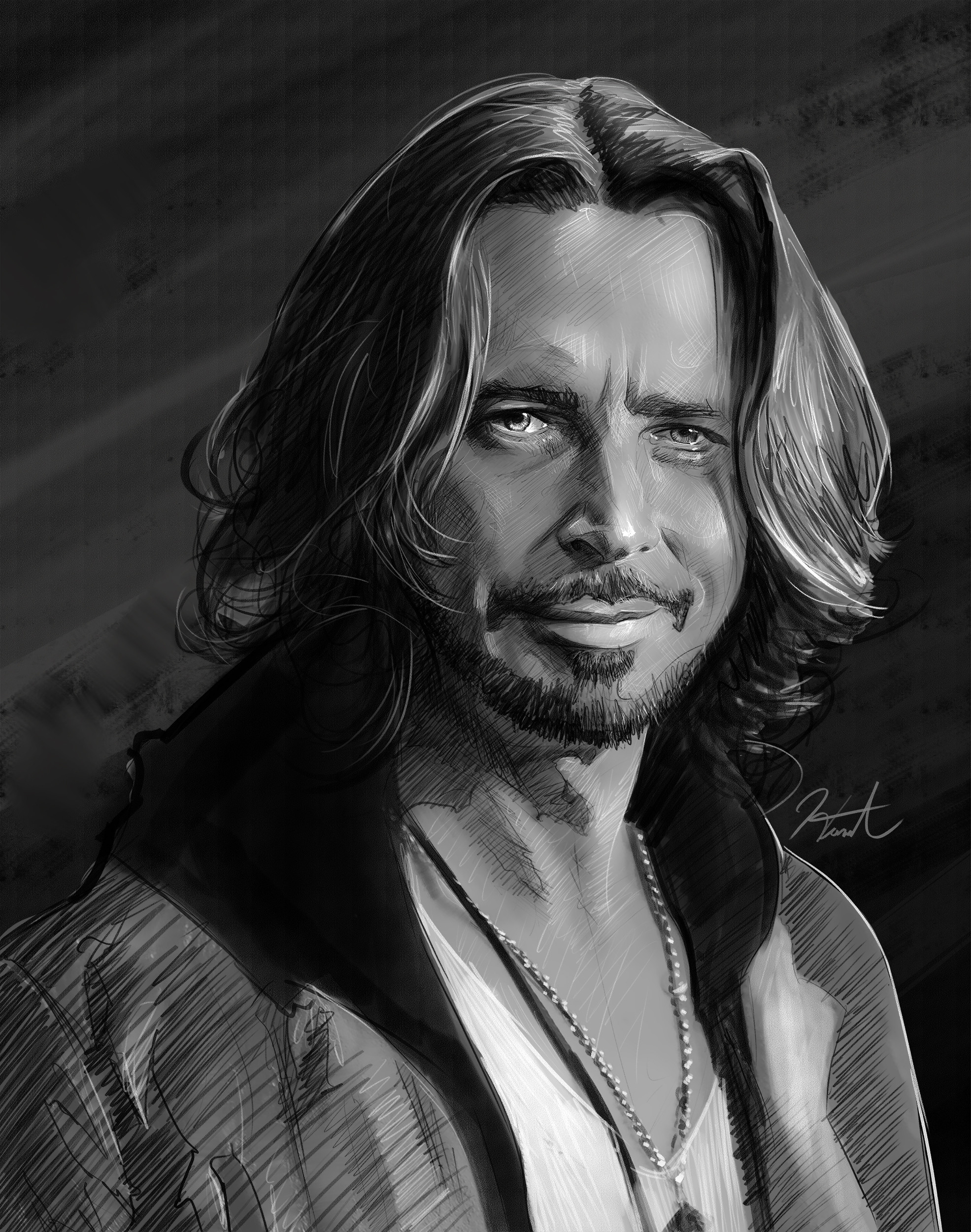 Chris Cornell Rock in Peace