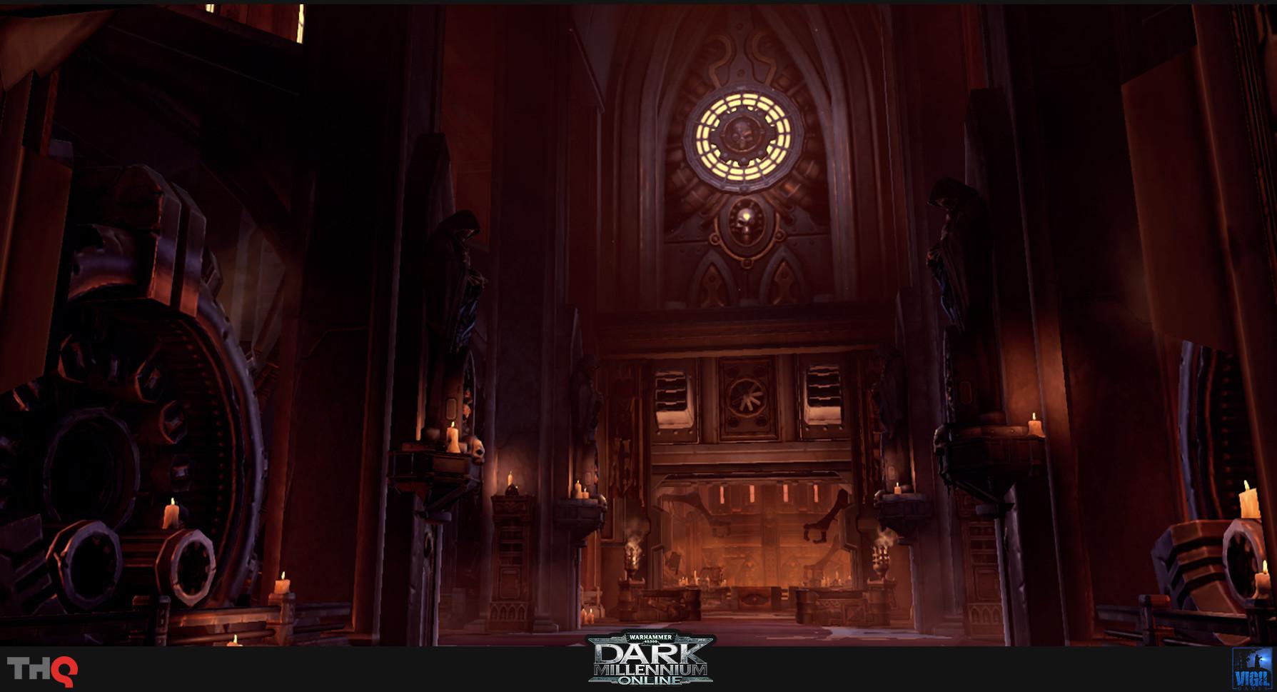 ArtStation - Warhammer 40K Dark Millennium Online, Peter Richmond