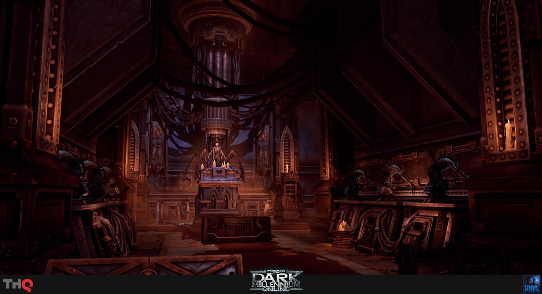 Peter Richmond - Warhammer 40K Dark Millennium Online