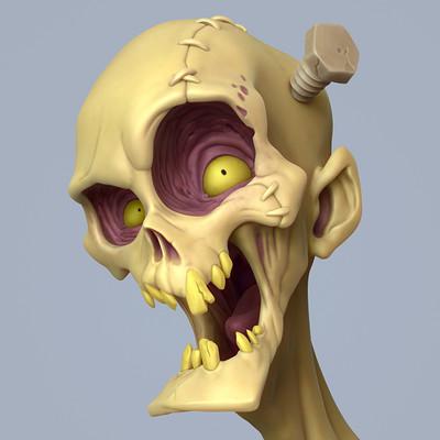 Bryan eck cb skull