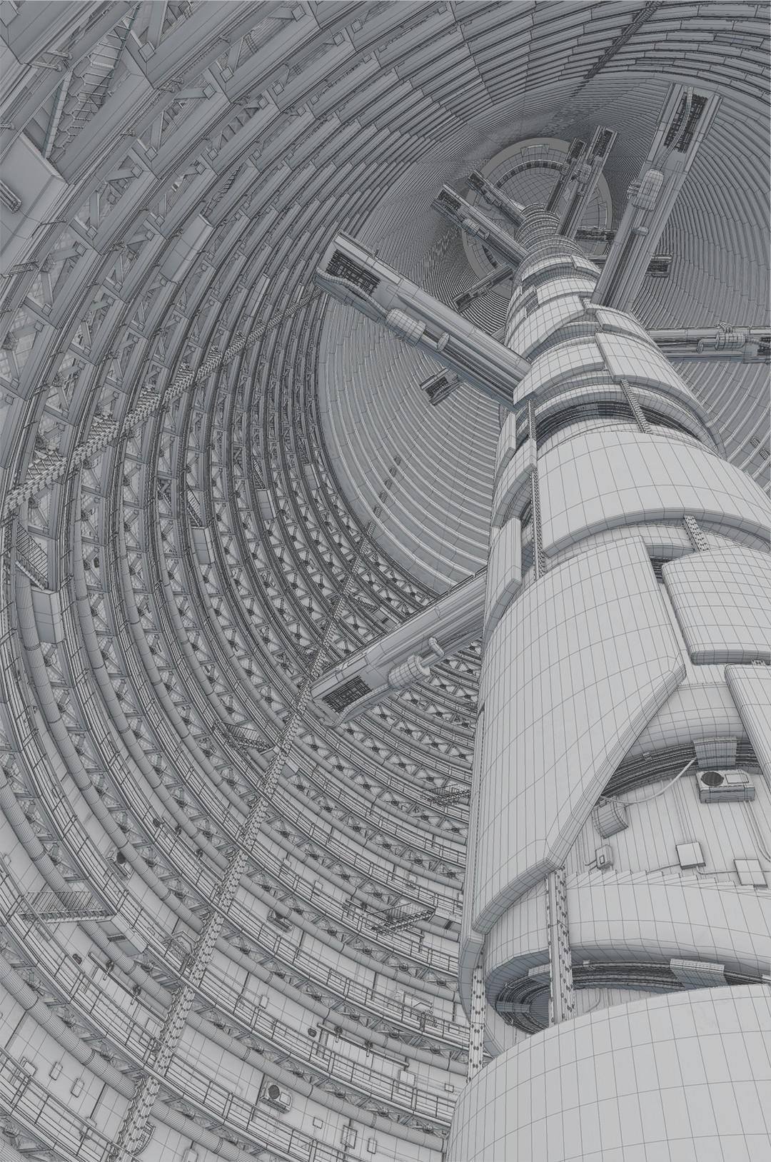 Antoine le corre silo wire