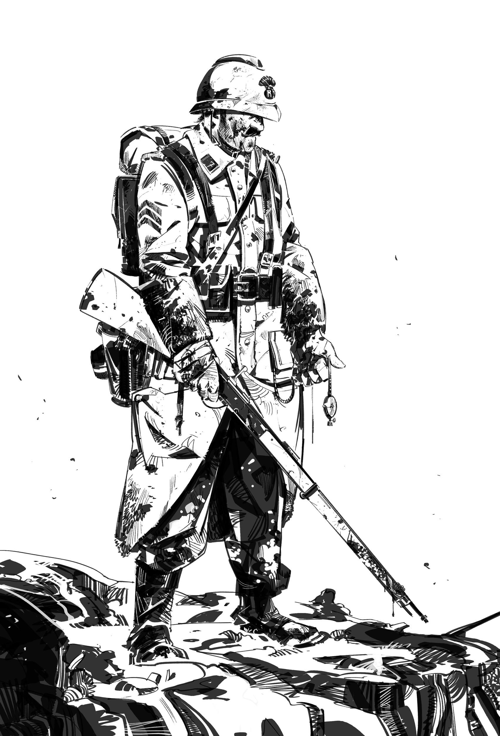 Nicolas petrimaux ww1 soldier 06