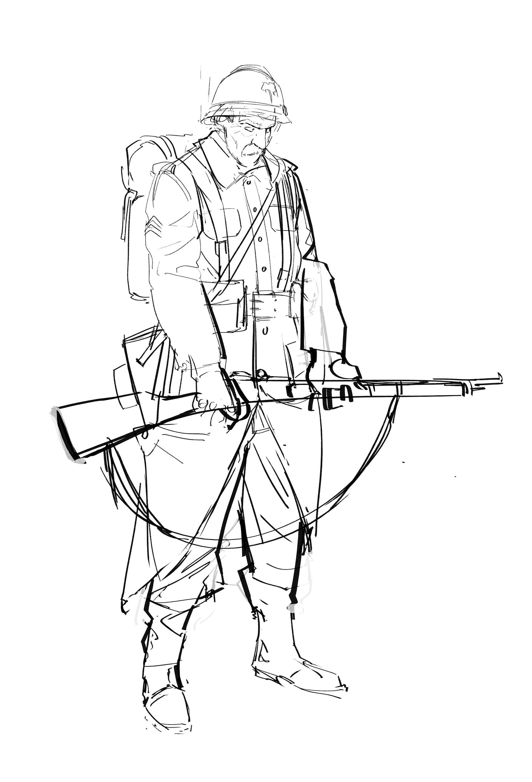 Nicolas petrimaux ww1 soldier 03