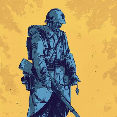 Nicolas petrimaux ww1 soldier