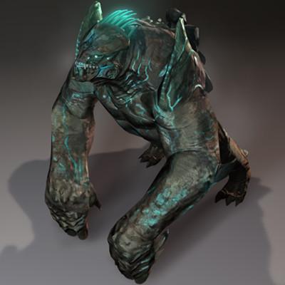 Natalie marten leatherback kaiju by chermilla d6dpbi4