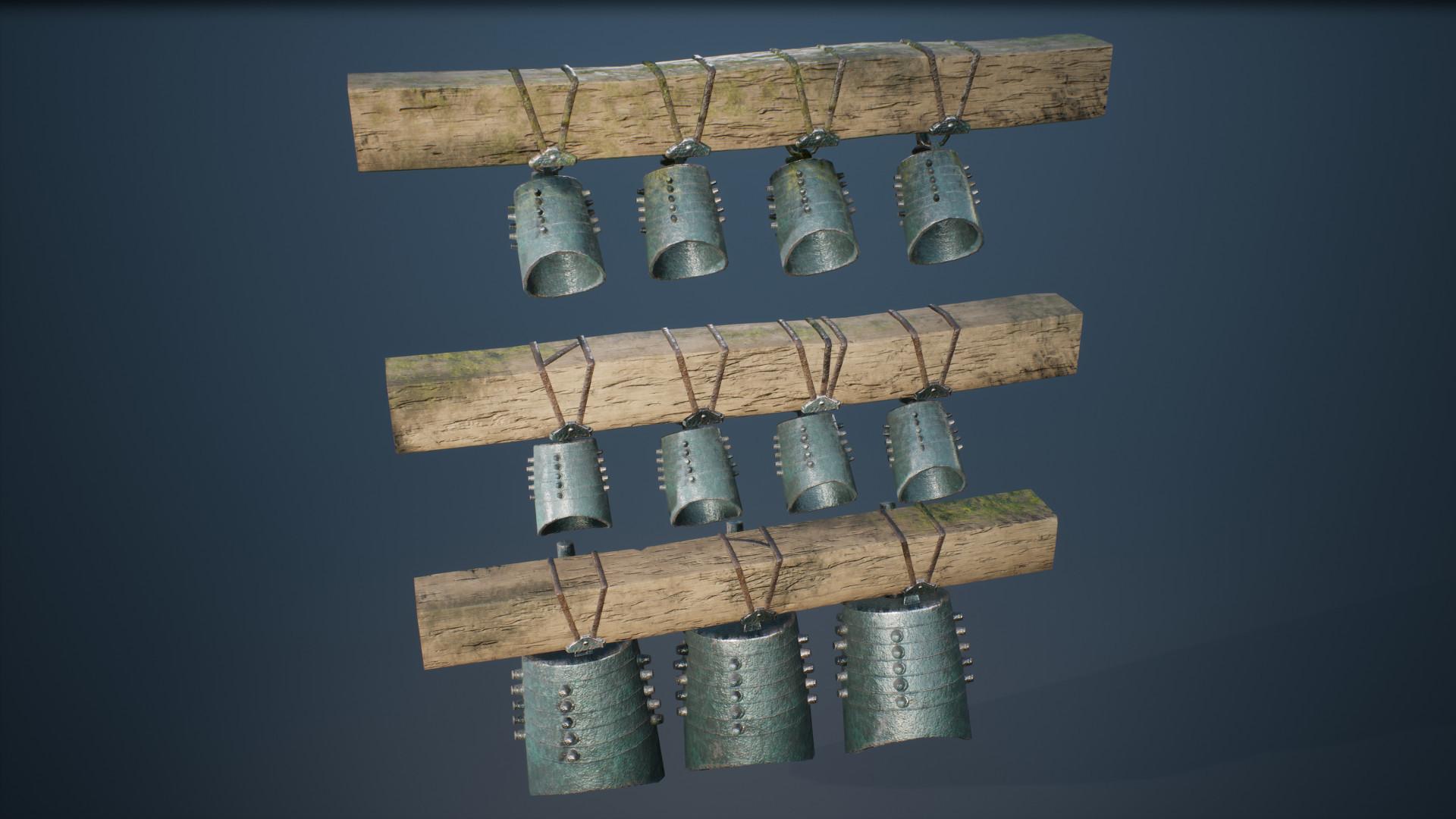 Hauke thiessen bells