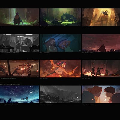 Lap pun cheung cinematic collection keyframes 003 online