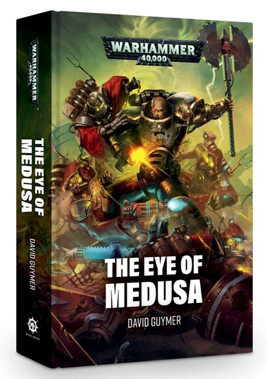 David alvarez eyeofmedusa cover