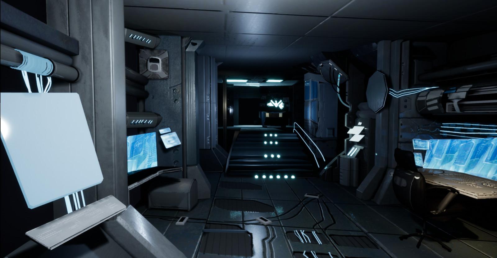 SCI FI Command Center
