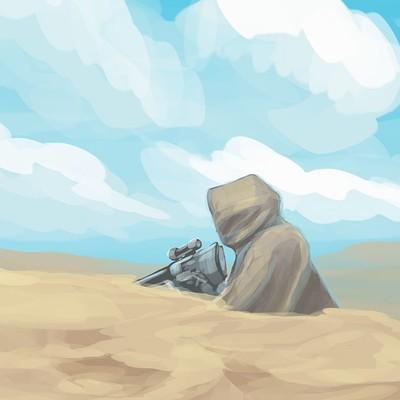 Zach soza dune patrol
