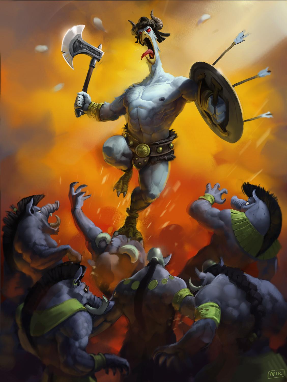 Nikita orlov barbarian