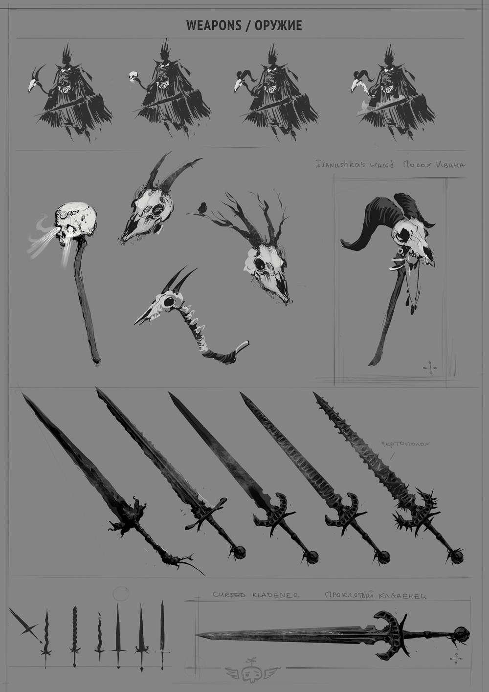 Nikita orlov aw nik weapons