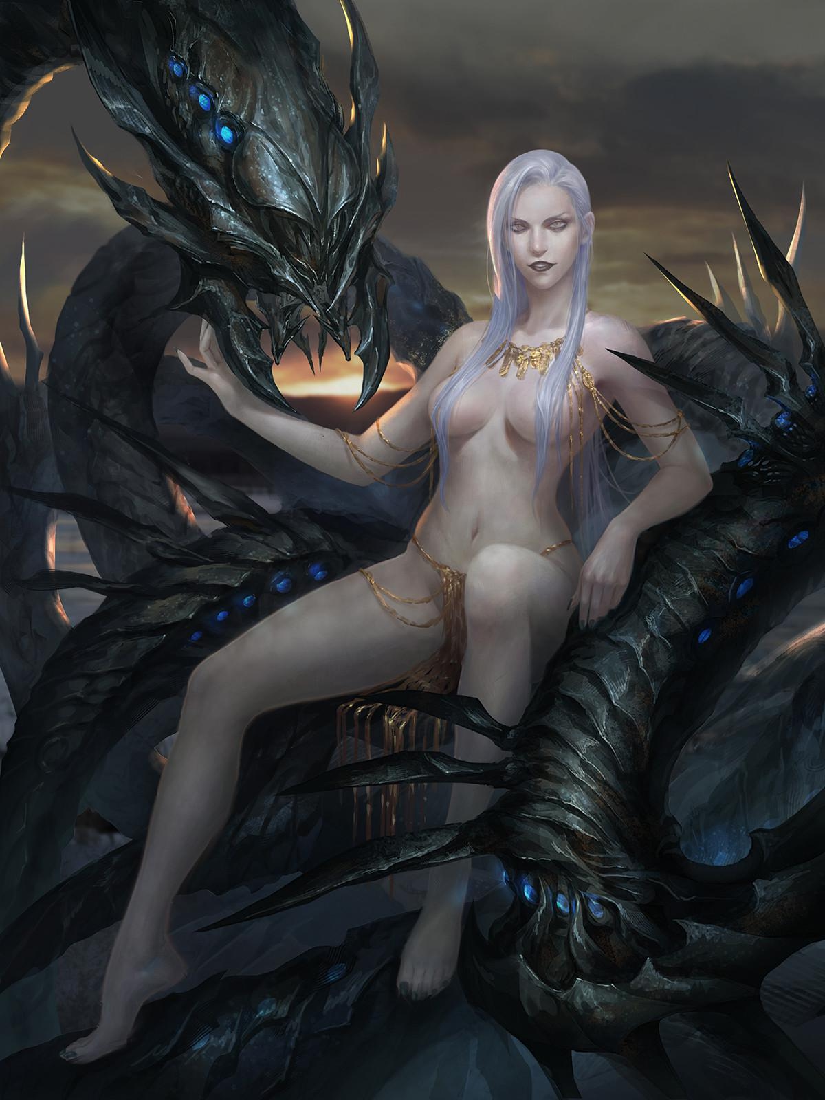 Порно с мифическими созданиями