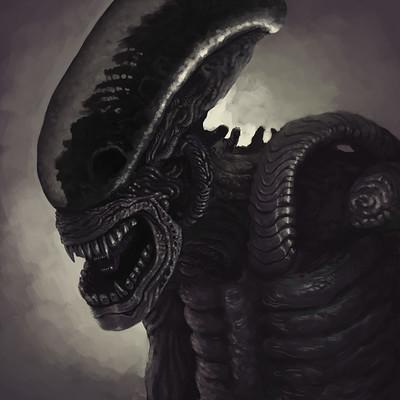 Daniele bulgaro xenomorph alien day