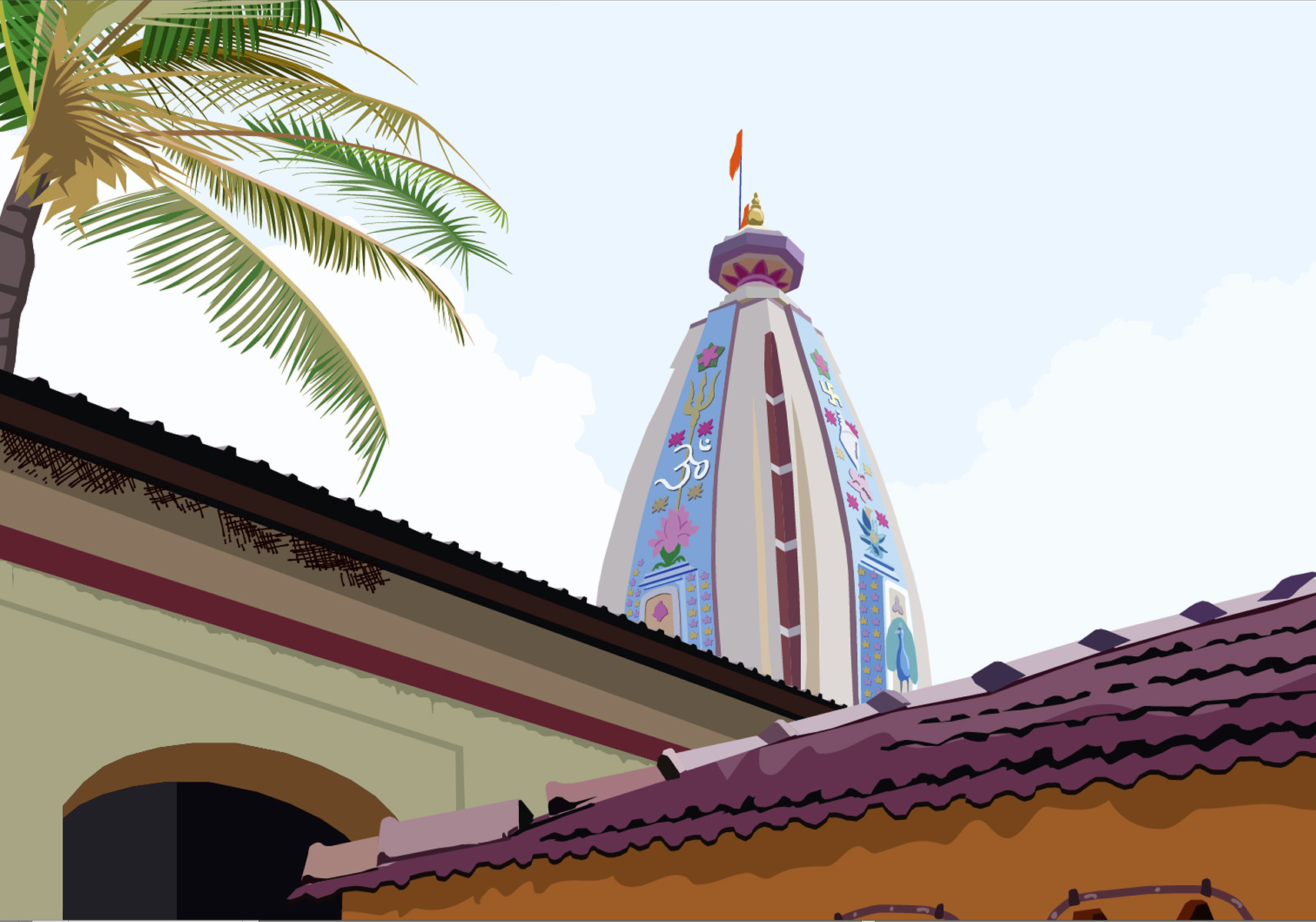 Rajesh sawant goa temple clsup