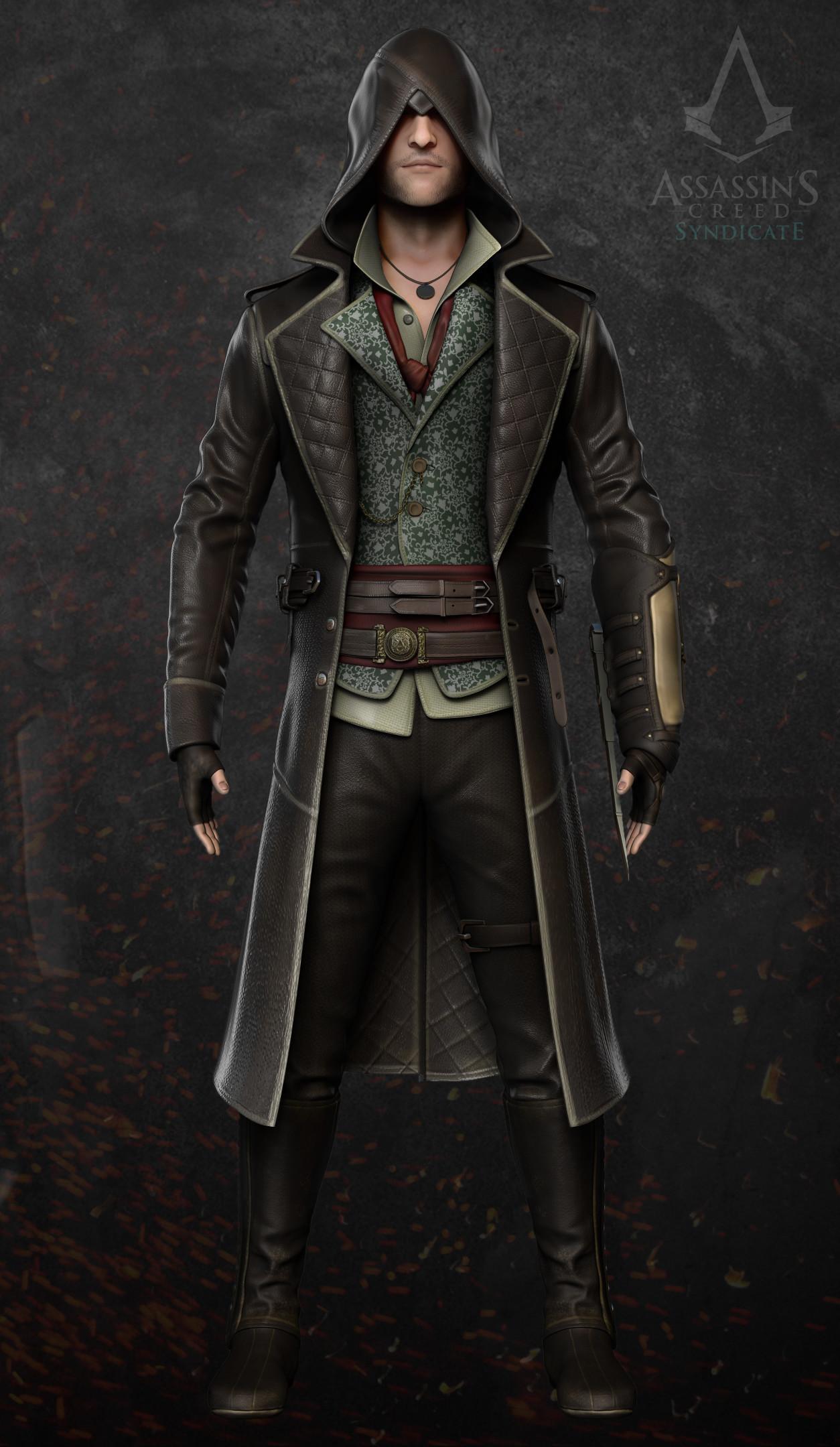 Artstation Jacob Frye Assassin S Creed Syndicate Vivek Kumar