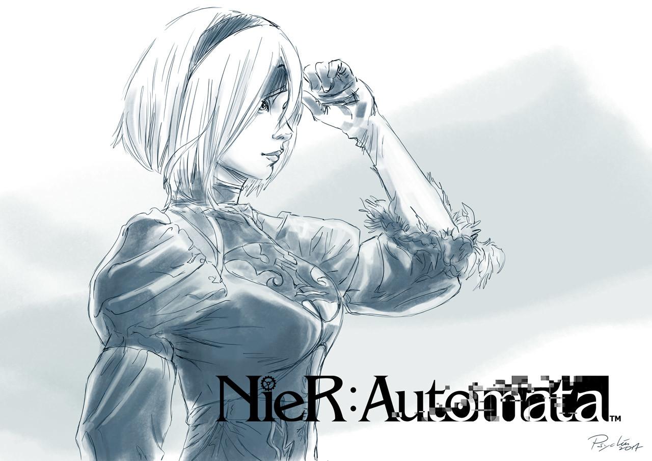 NeiR Automata fanart