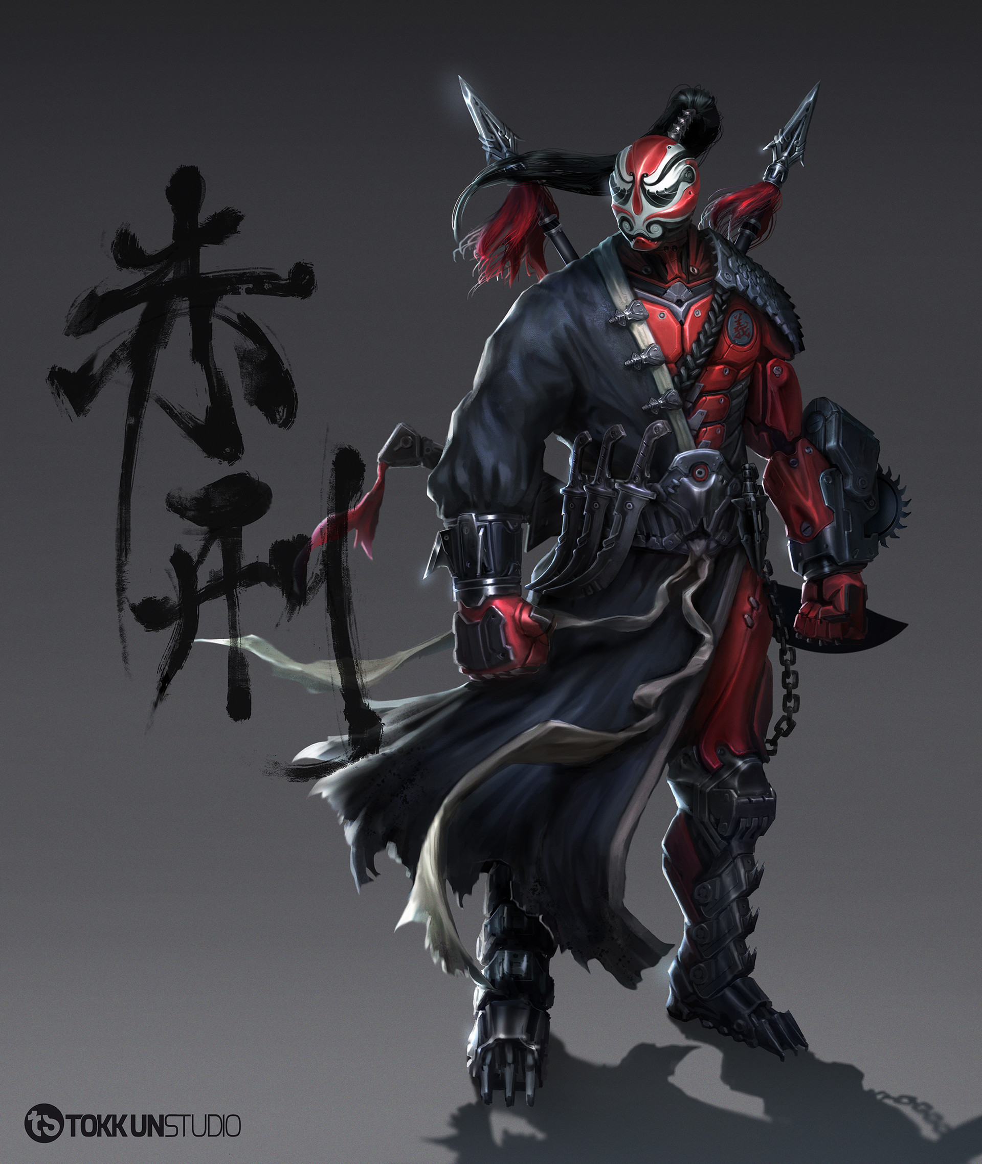 Tokkun studio character 4