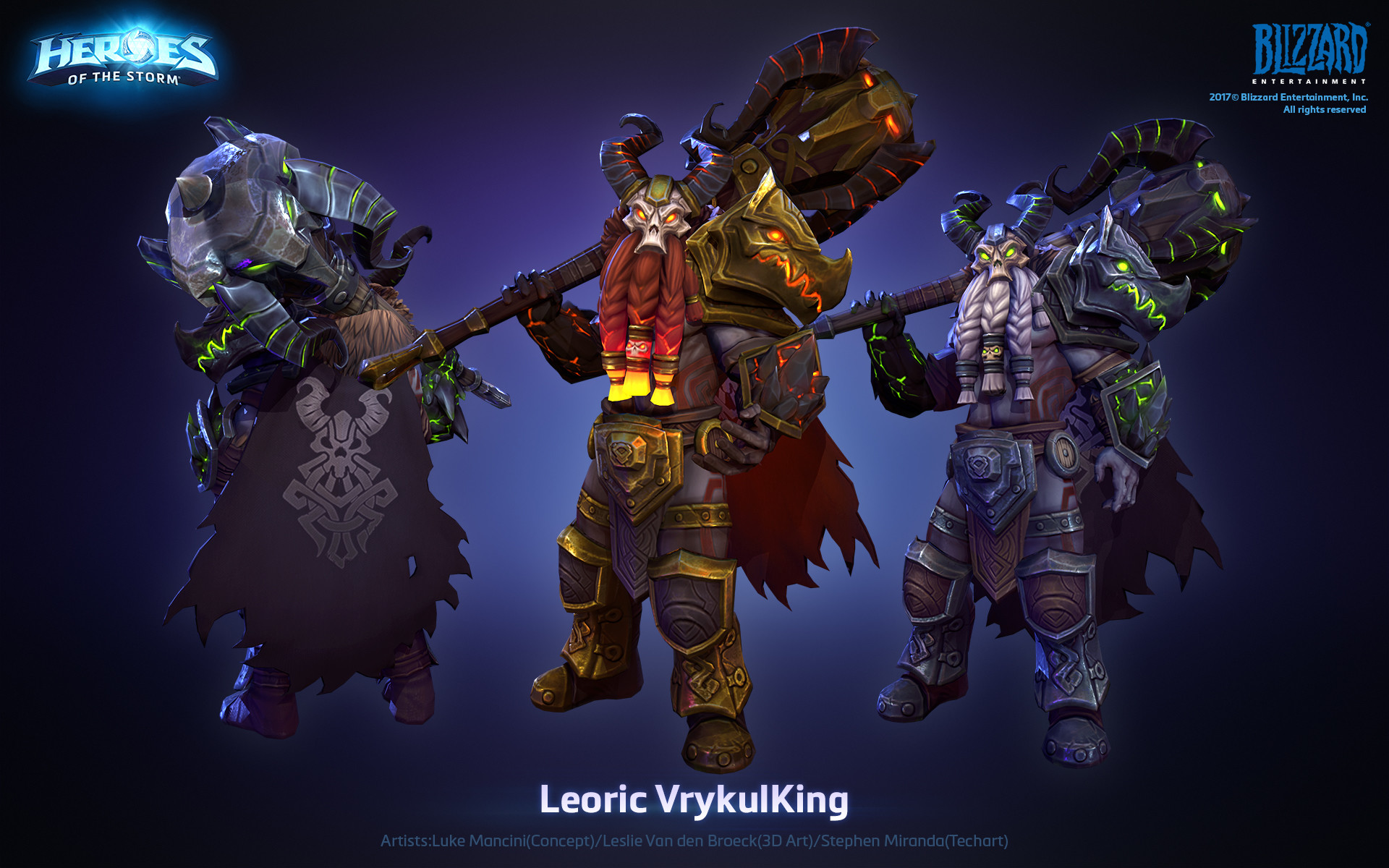 Leslie van den broeck leslievdb leoric