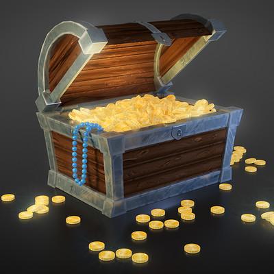 Oren leventar treasure p