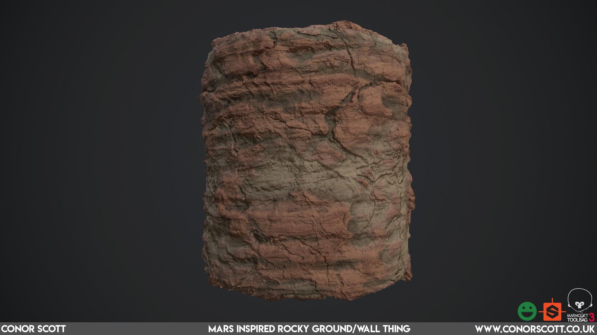 Conor scott rocky1