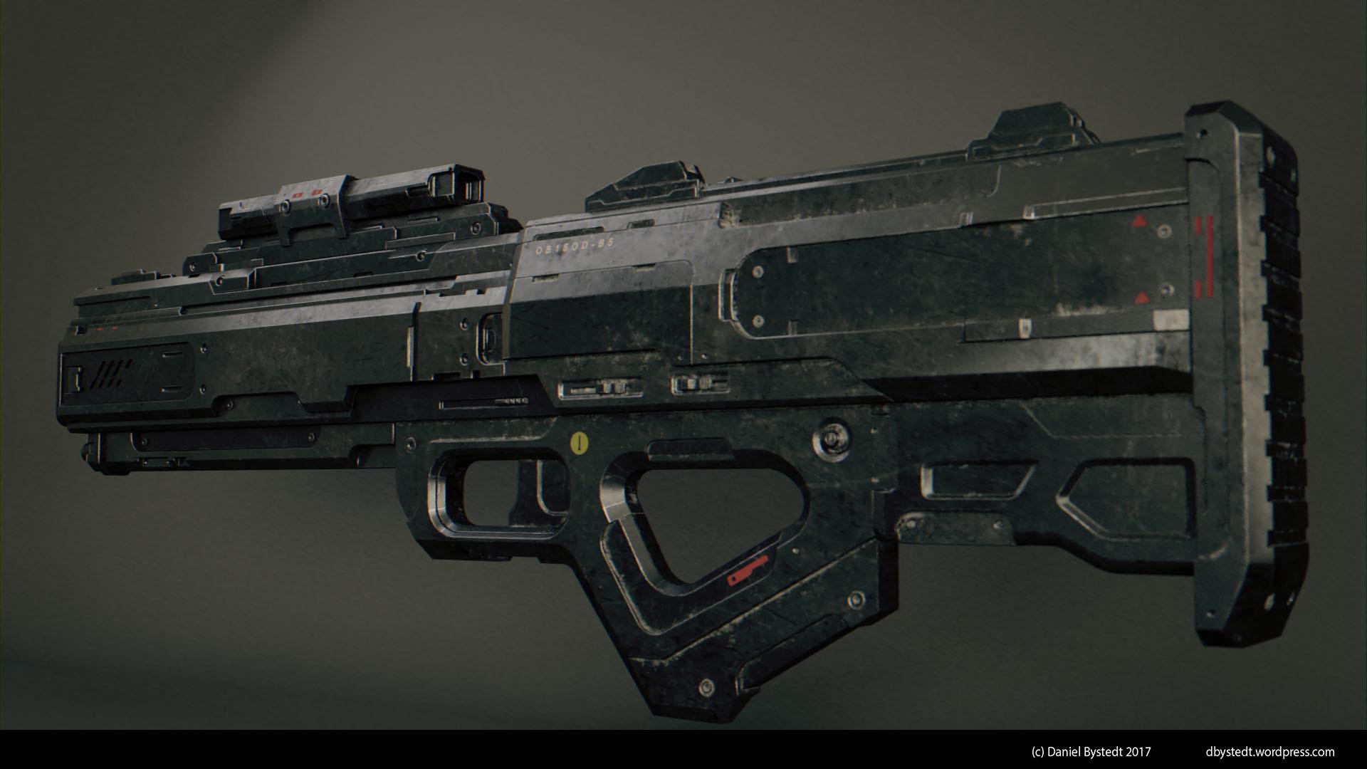 Daniel bystedt sci fi rifle 003