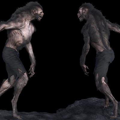 Constantine sekeris werewolf action01a