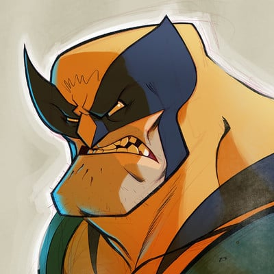 Mike henry wolverine bub by zatransis d9pp9cf