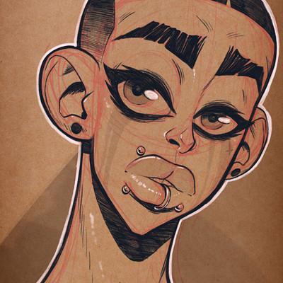 Mike henry louise by zatransis dayirx8