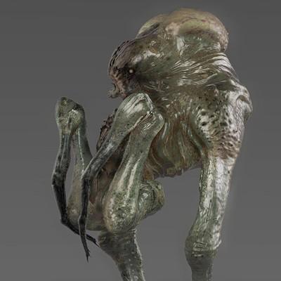 Constantine sekeris as 2 armed creature01