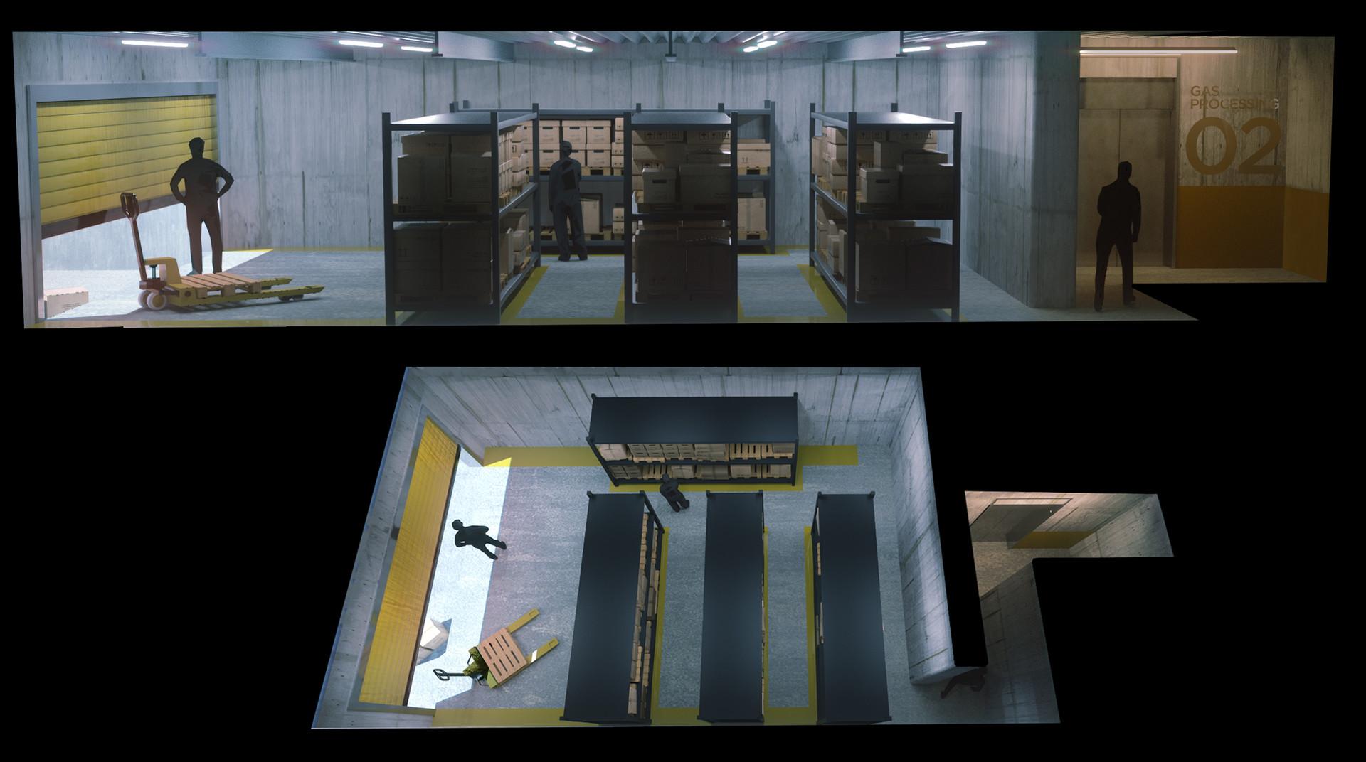 Matt kohr matt kohr secret storage entrance