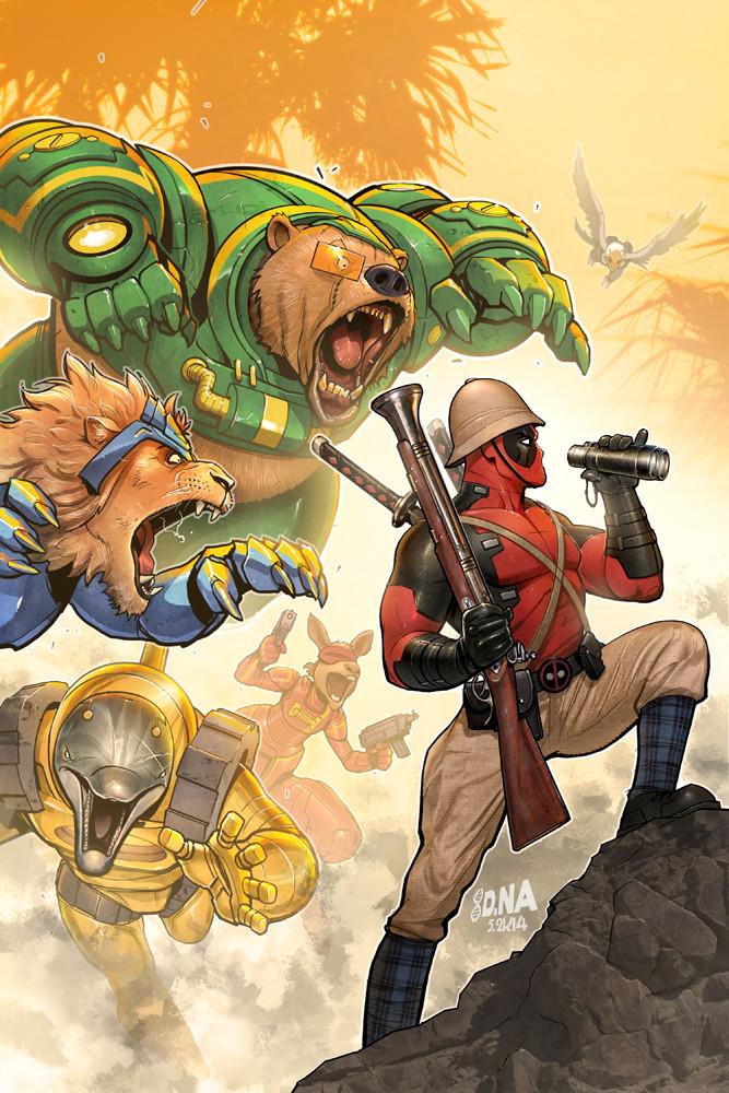 Deadpool Bi-Annual No.1