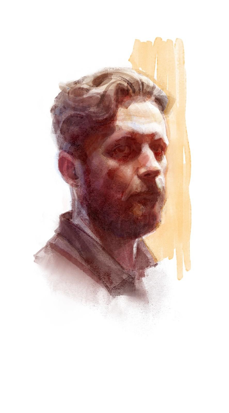 Timur Mutsaev portrait