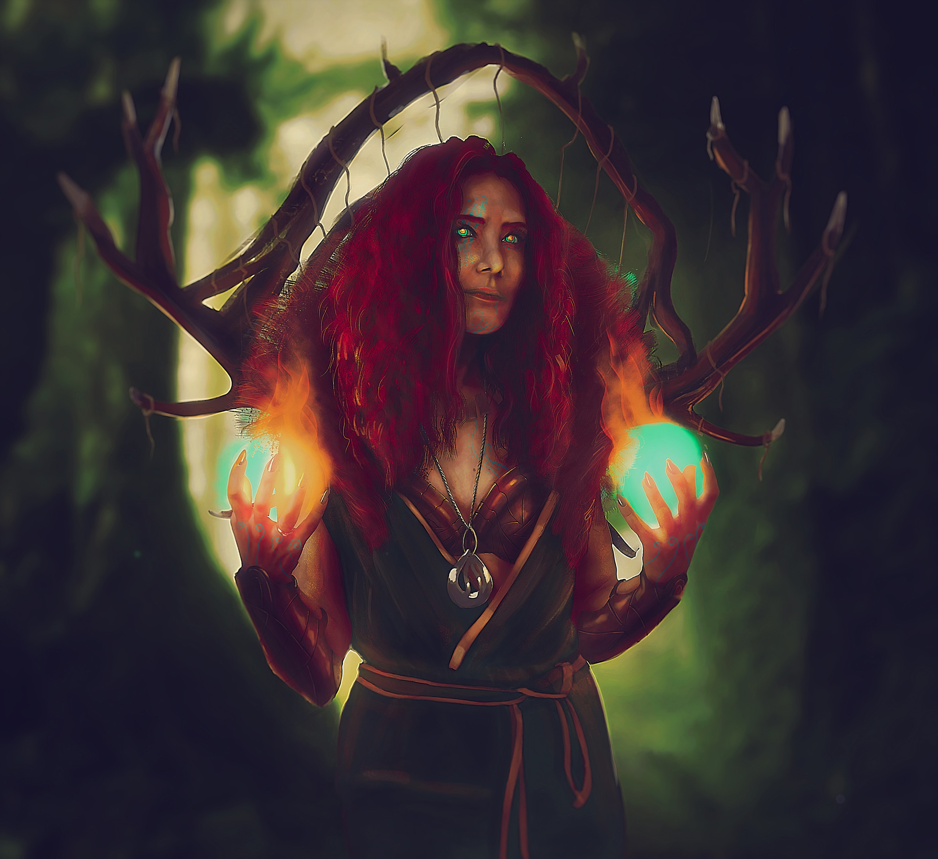Bugra erke esra druid2