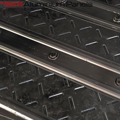 Kevin douglas aluminium panels beauty cu