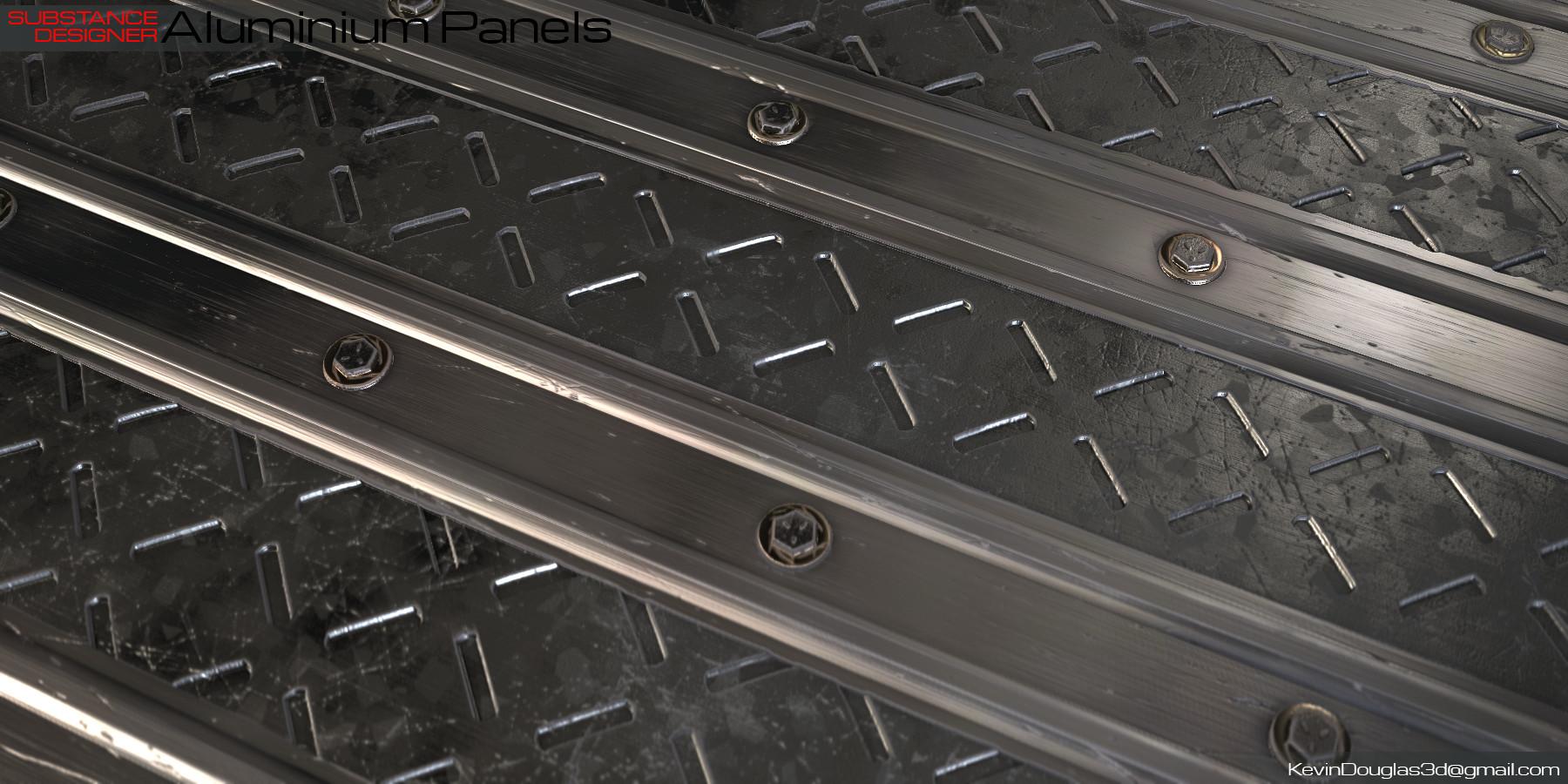 Aluminium Panel CU