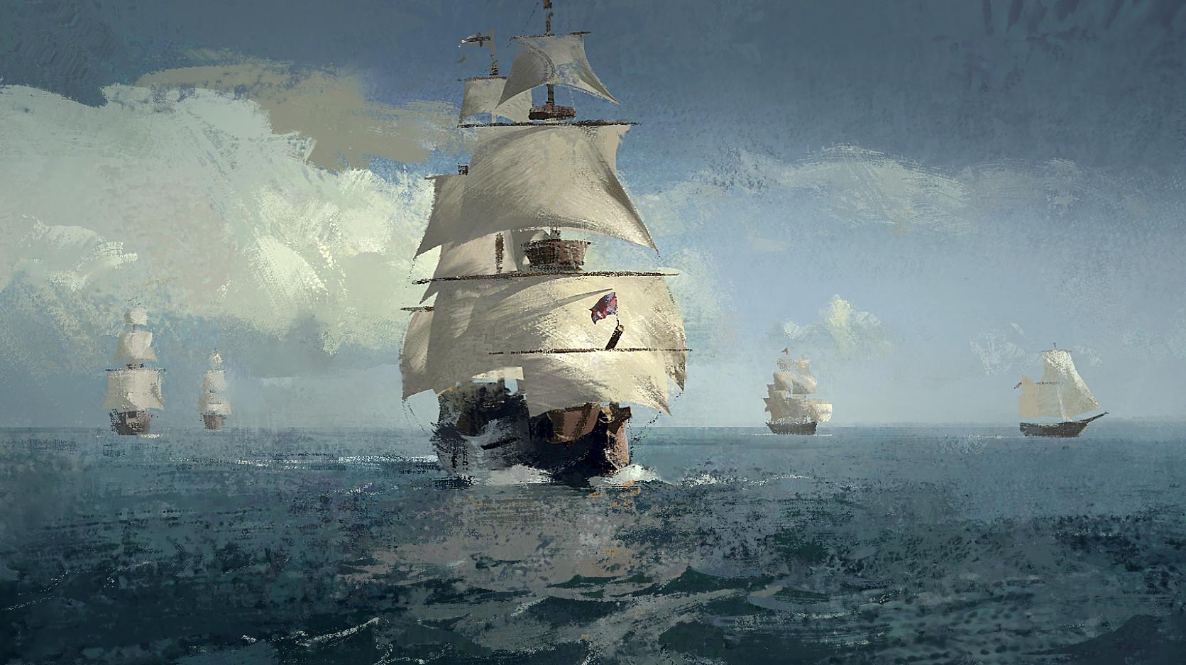 Piotr arendzikowski sails1