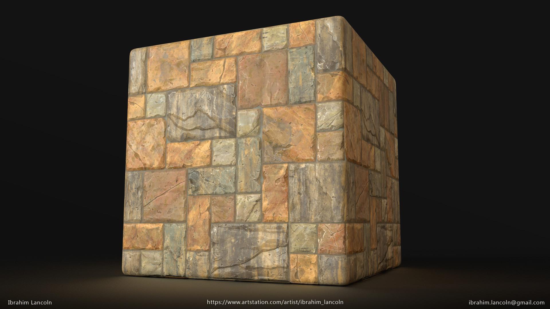 Ibrahim lancoln cube 4
