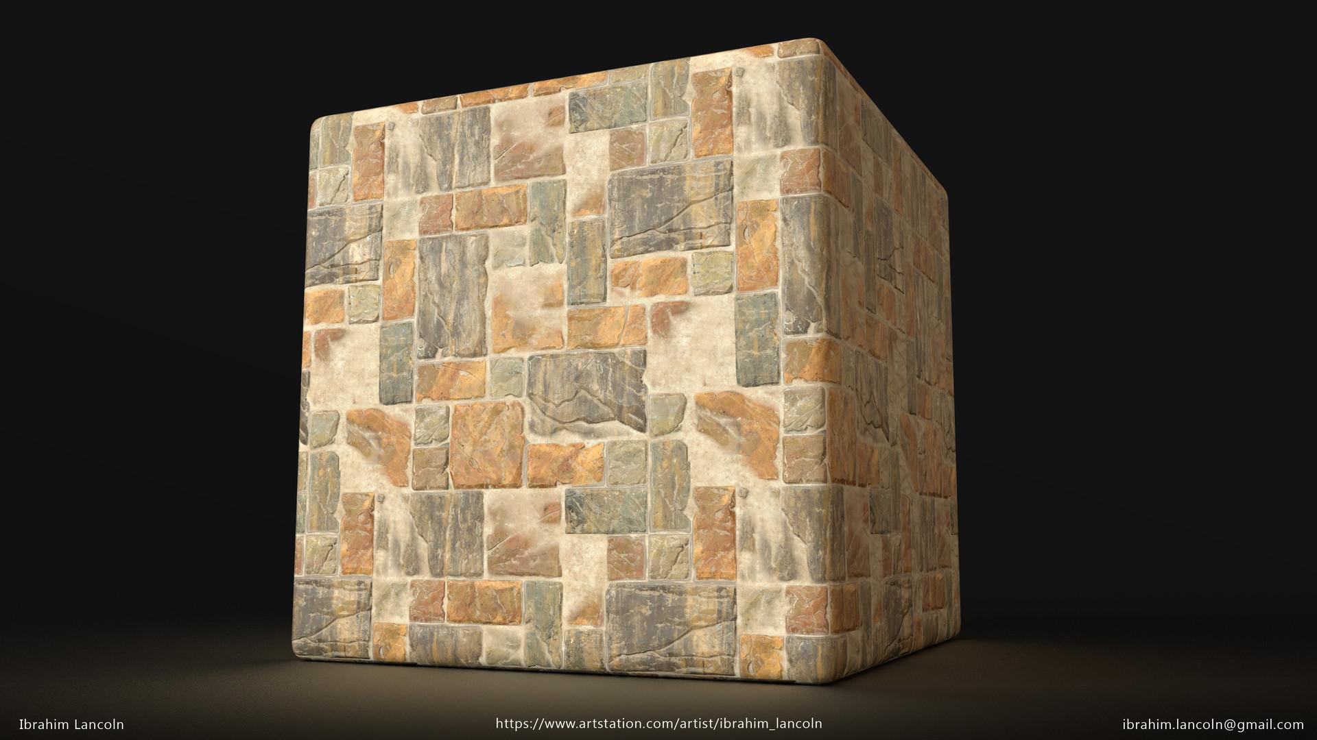 Ibrahim lancoln cube 2